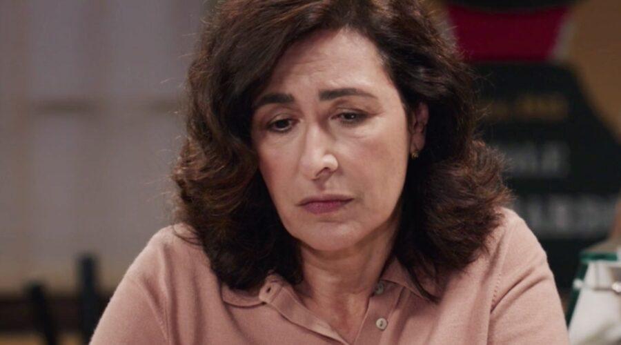Il Paradiso delle Signore 5 Agnese Amato interpretata da Antonella Attili in una scena della puntata 6 Credits RAI