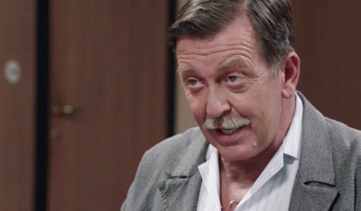 Il Paradiso delle Signore 5 Armando Ferraris interpretato da Pietro Genuardi nella puntata 10 Credits RAI