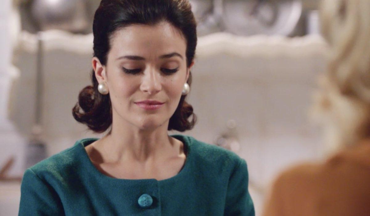 Il Paradiso delle Signore 5 Gabriella Rossi interpretata da Ilaria Rossi, qui nella puntata 13 Credits RAI