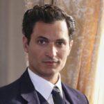 Il Paradiso delle Signore Vittorio Conti interpretato da Alessandro Tersigni, qui in un posato per la stagione 4 Credits RAI