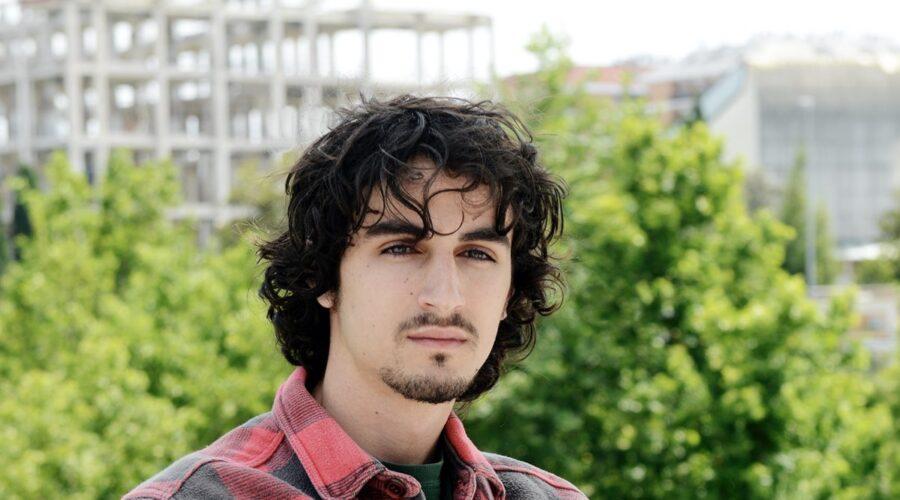 Io ti cercherò Ettore Frediani è interpretato da Luigi Fedele Credits Fabrizio de Blasio e RAI