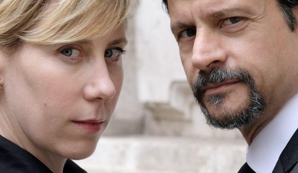 Io ti cercherò Lisa e Gianni interpretati da Giada Prandi e Andrea Sartoretti Credits Fabrizio de Blasio e RAI