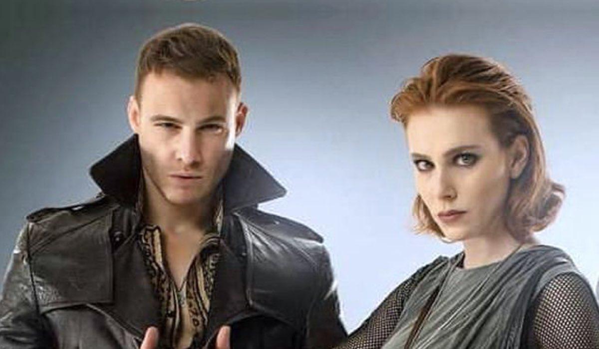 Kerem Bürsin e Elçin Sangu sono Dmitry e Mia in Immortals credits Netflix
