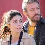 L'allieva 3 Alessandra Mastronardi e Sergio Assisi in un posato Credits P. Bruni e RAI