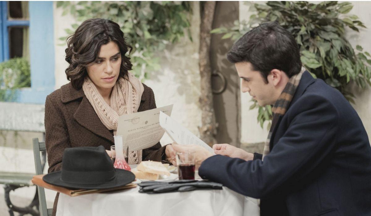 Marta e Matias ne Il segreto Credits Mediaset