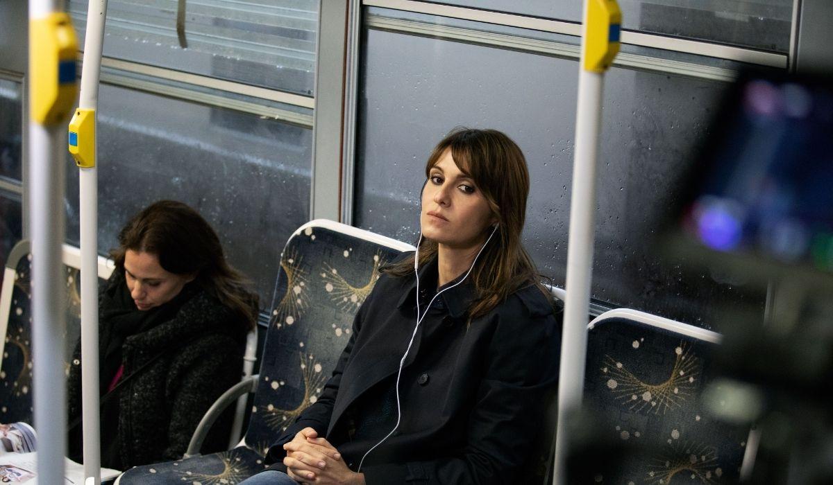Paola Cortellesi è Petra in Petra serie tv, Credits Luisa Carcavale e Sky Italia