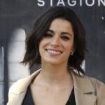 Rosa Diletta Rossi al photocall di Suburra 2 Credits Elisabetta Villa e Getty Images per Netflix
