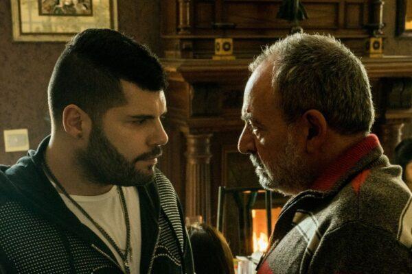 Salvatore Esposito e Gianni Parisi in Gomorra 4 stagione Credits SKY