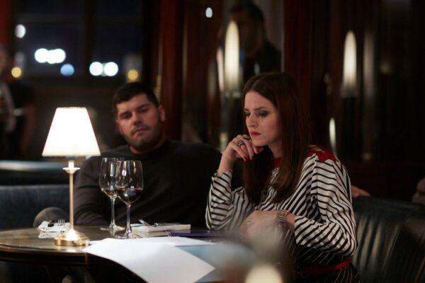 Salvatore Esposito e Ivana Lolito in Gomorra 4 Credits SKY