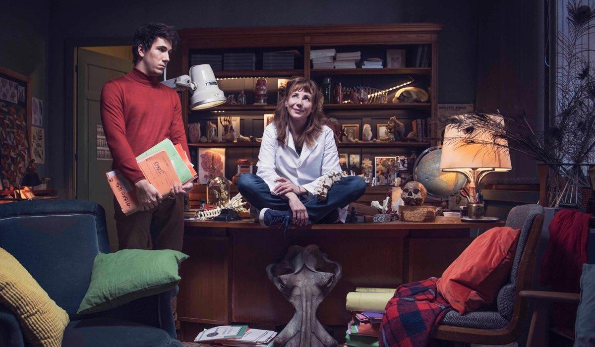 Una scena di Alexandra Ehle serie tv, Credits Patrick Fouque e Giallo