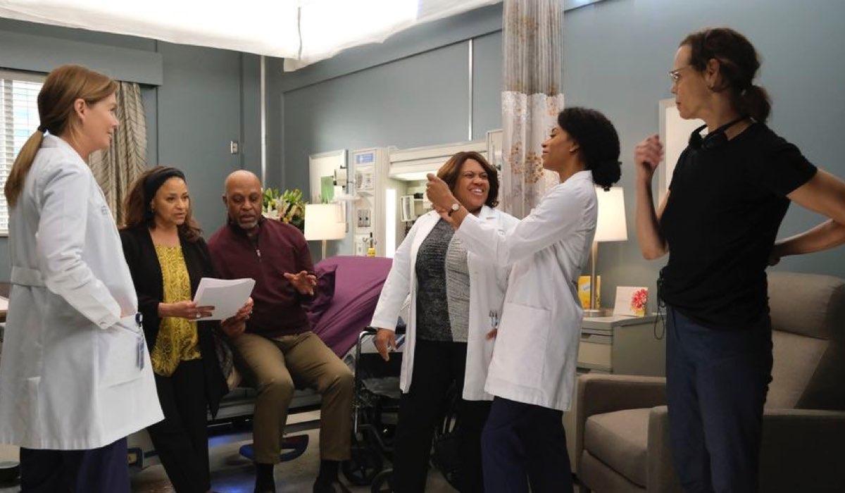 Una scena di Grey's Anatomy 16 stagione Credits ABC STUDIOS