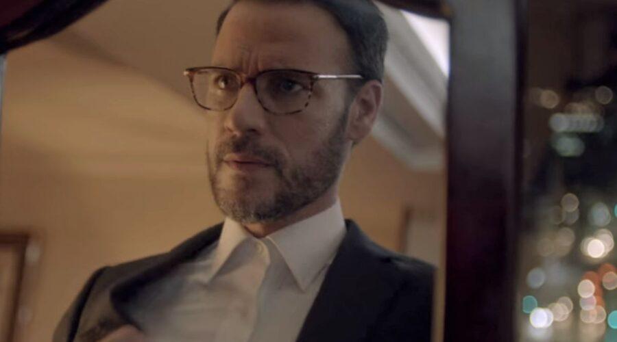 Una scena di Sparita nel nulla con Daniel Grao, Credits Netflix