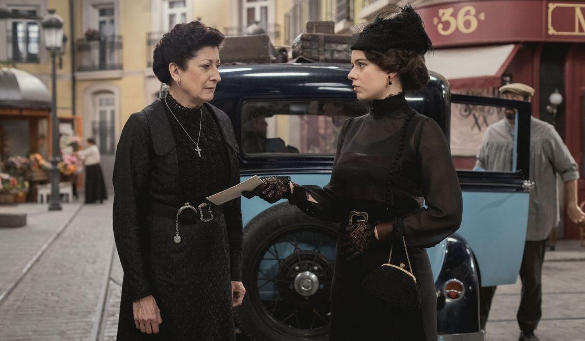 Ursula e Genoveva in Una Vita Credits Boomerang TV