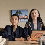 Isaac Arellanes (Ruben), Justin Sanchez (Curtis), Hannah Levinson (Donna) e Amadi Chapata (Chevon) Ne Lo Scrittore Fantasma. Credits: Apple Tv Plus