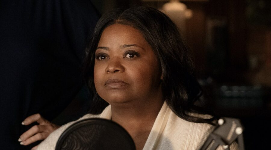 Octavia Spencer (Poppy) In Truth Be Told 2 Credits: Apple Tv Plus
