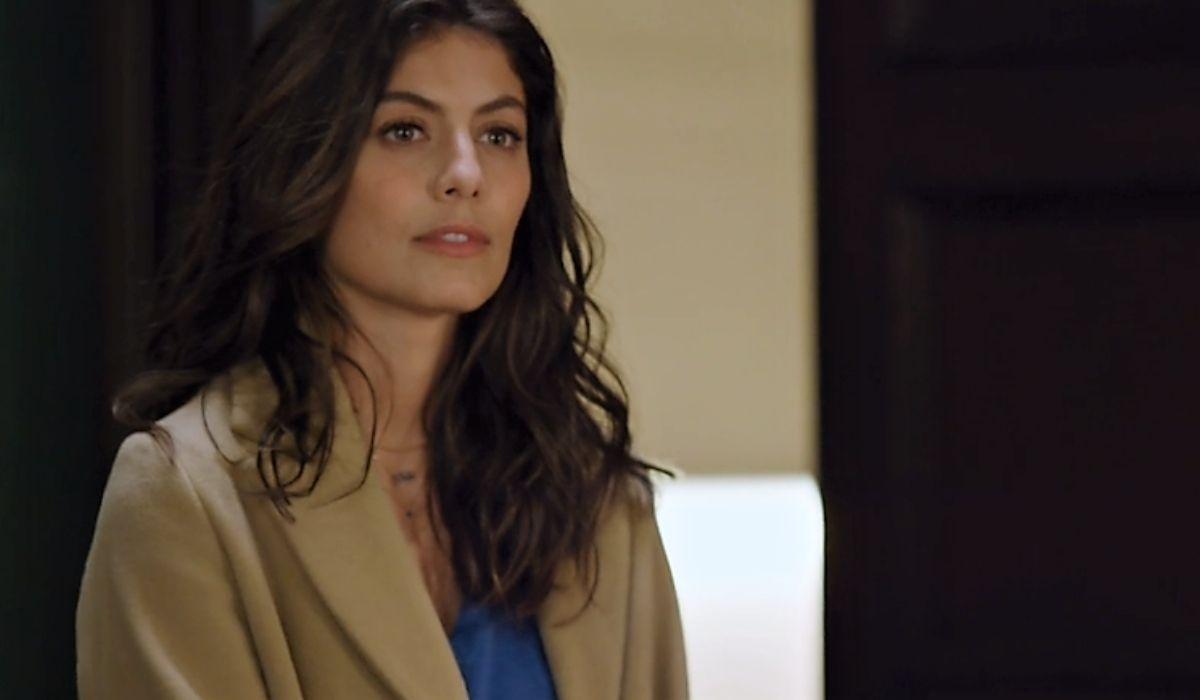 Alessandra Mastronardi è Alice ne L'allieva 3 stagione Credits RAI