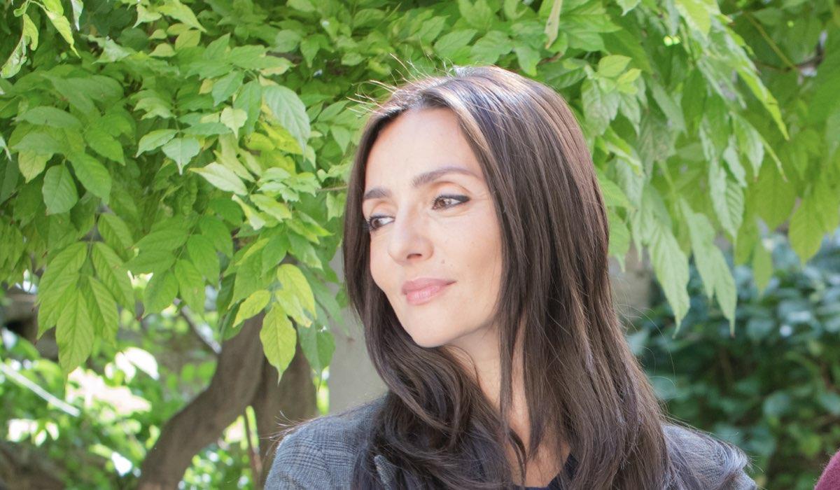 Ambra Angiolini è Luisa Ferrari ne Il silenzio dell'acqua Credits Mediaset