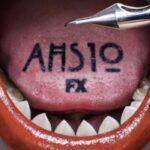 American Horror Story 10 Poster. Credits: @mrrpmurphy/Instagram.
