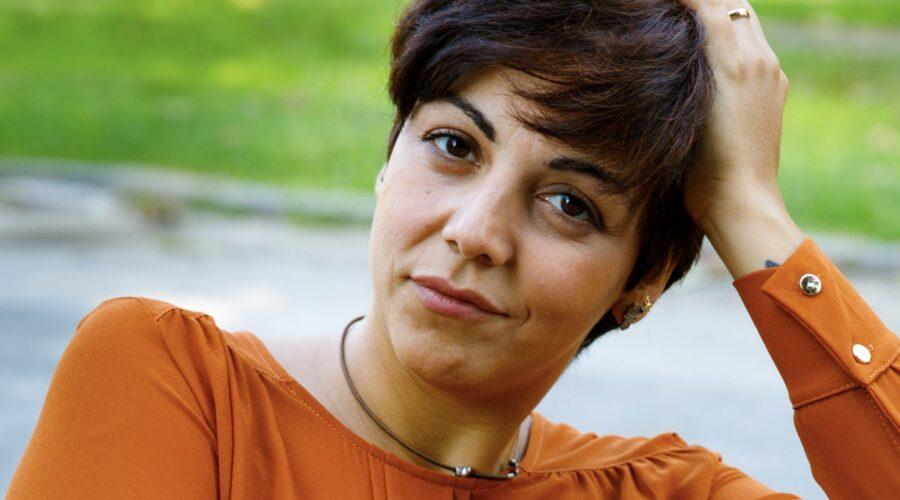 Antonella Prisco è Mariella in Un posto al sole Credits RAI