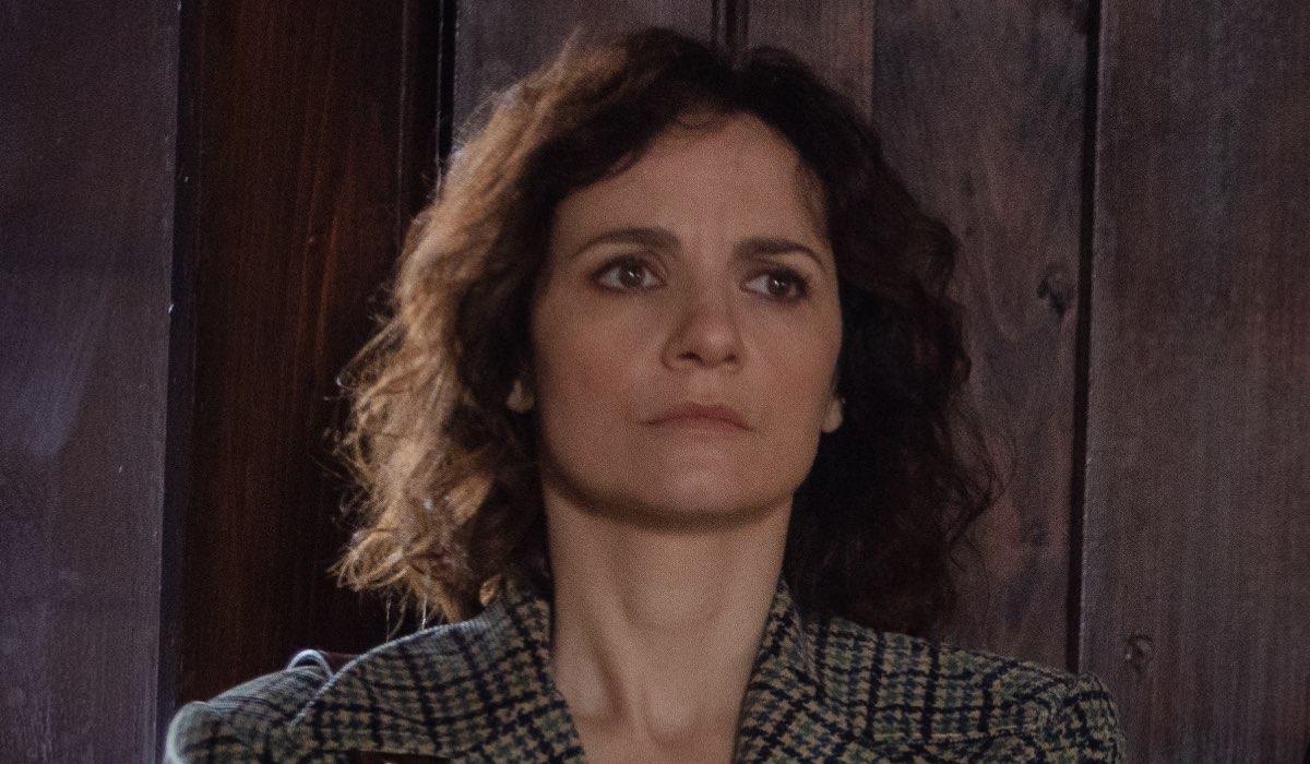 Camilla Filippi è Roberta ne Il silenzio dell'acqua 2 Credits Mediaset