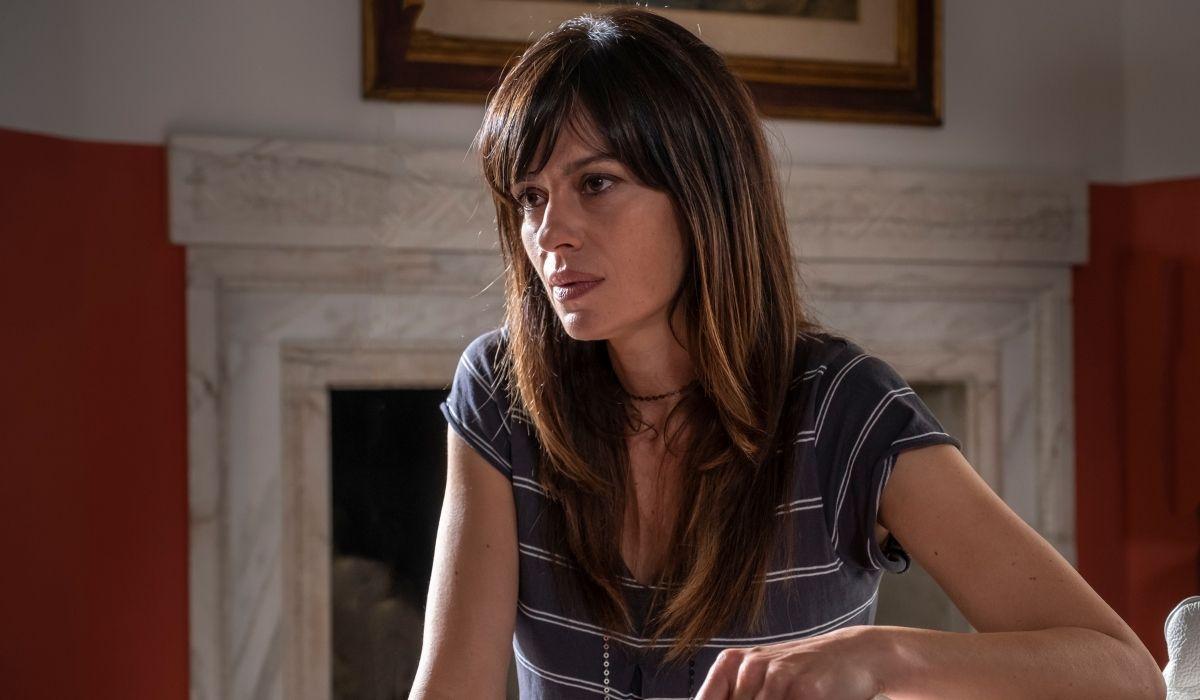 Claudia Pandolfi è Alessia ne Gli orologi del diavolo Credits Anna Camerlingo