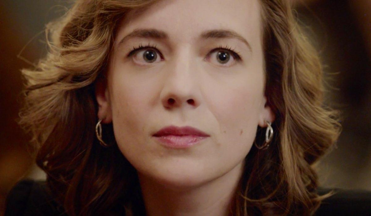 Doc - Nelle tue mani Agnese Tiberi interpretata da Sara Lazzaro, qui nell'episodio 15 Credits RAI