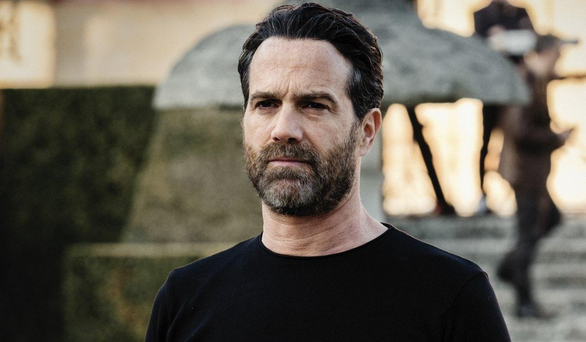 Fausto Maria Sciarappa è Castelli ne L'alligatore Credits RAI