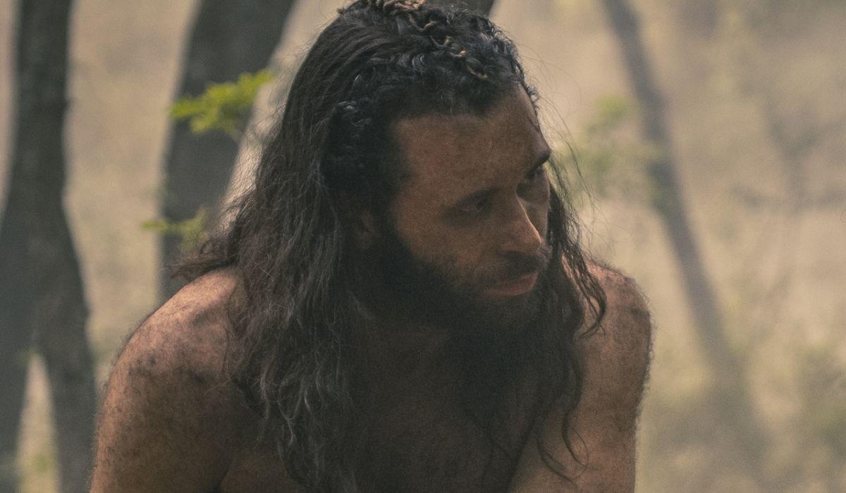 Gabriel Montesi è Cnaeus in Romulus Credits Francesca Fago e Sky