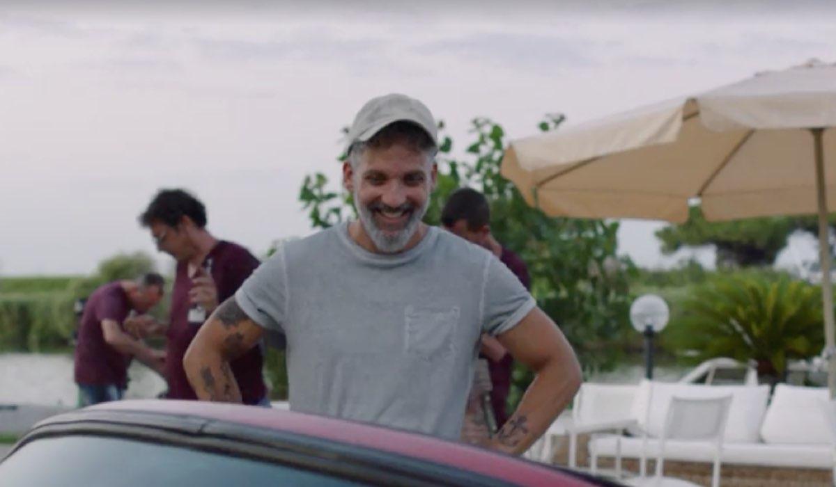 Gli orologi del diavolo, qui una scena con Giuseppe Fiorello nel primo episodio Credits RAI