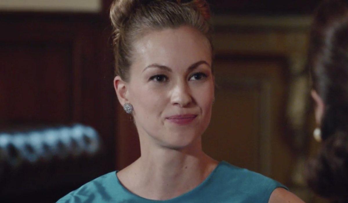 Il Paradiso delle Signore 5 Fiorenza interpretata da Greta Oldoni, qui nella puntata 19 Credits RAI