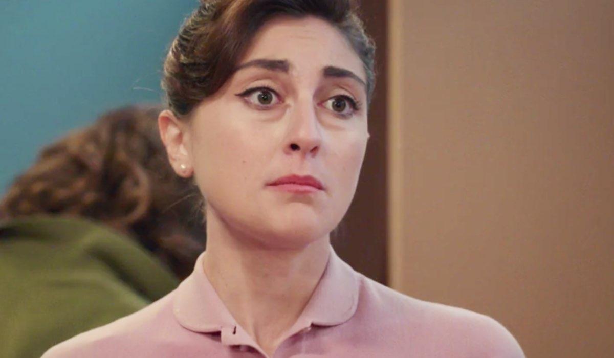 Il Paradiso delle Signore 5 Paola Galletti interpretata da Elisa Cheli, qui nella puntata 21 Credits RAI