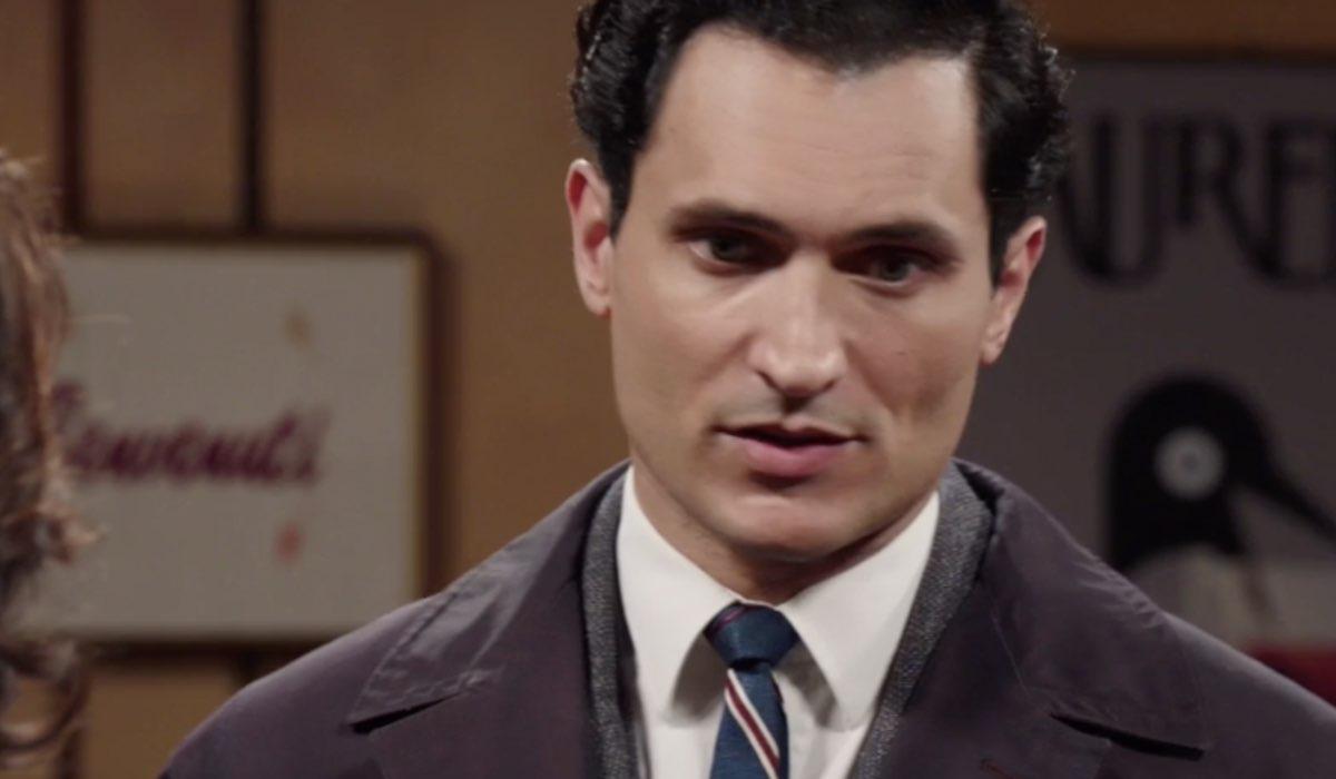 Il Paradiso delle Signore 5 Vittorio Conti interpretato da Alessandro Tersigni, qui nella puntata 24 Credits RAI