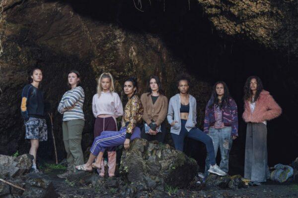Il cast di The Wilds. Credits Amazon Prime Video