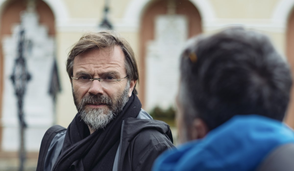 Luca Ribuoli, il regista di Vite in fuga Credits RAI