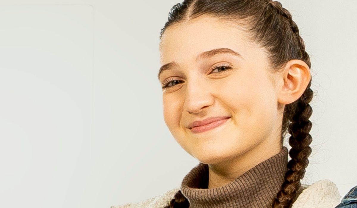 Margherita Rebeggiani è Betta ne I Cavalieri di Castelcorvo Credits Disney Italia
