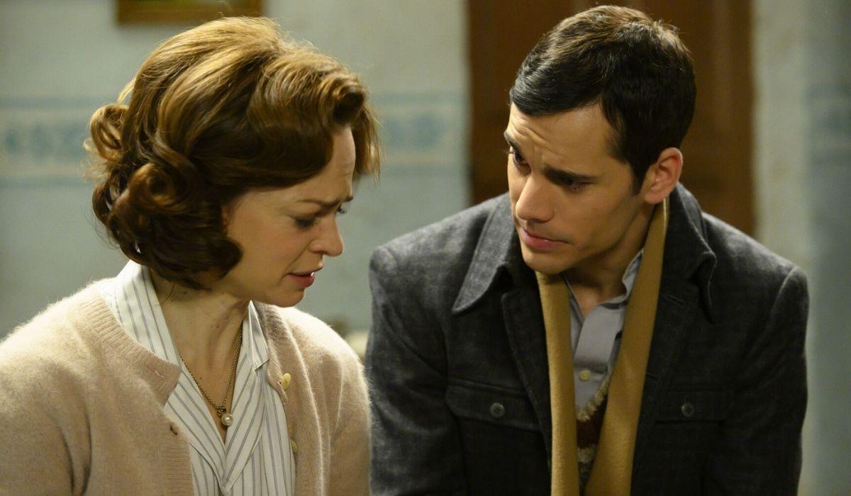 Maria e Pablo ne Il Segreto Credits Mediaset