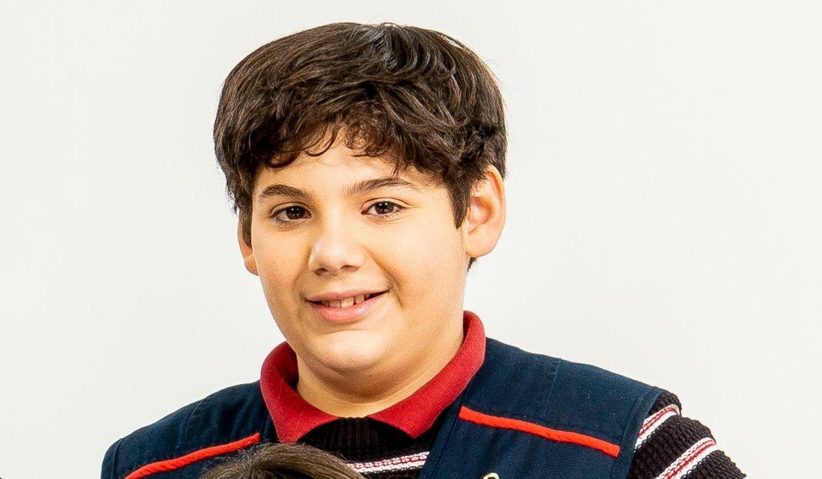 Mario Luciani è Matteo ne I Cavalieri di Castelcorvo Credits Disney Italia