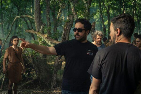 Matteo Rovere dirige Romulus serie tv, Credits Francesca Fago e Sky