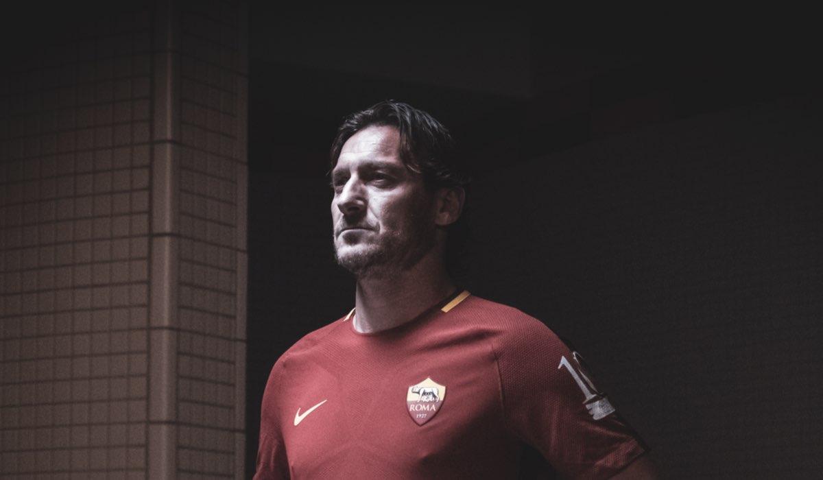 Mi chiamo Francesco Totti - L'ultima Notte Credits SKY