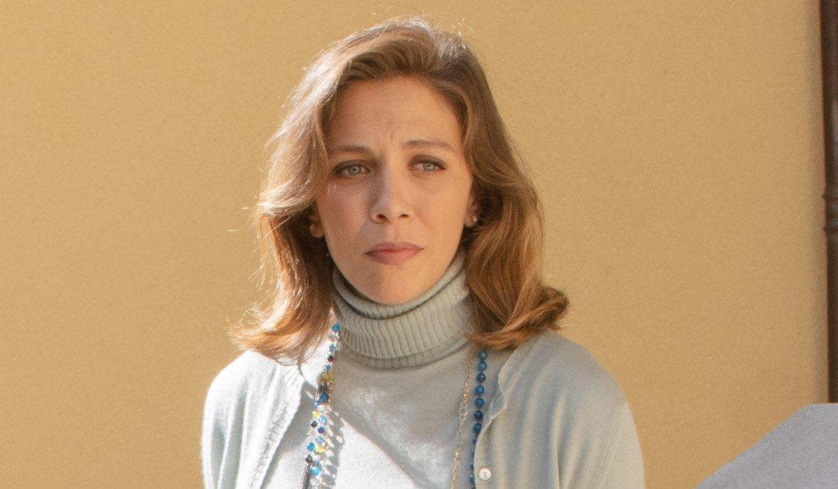 Silvia Visentin interpretata da Barbara Chichiarelli ne Il silenzio dell'acqua 2 Credits Mediaset