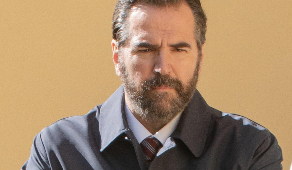 Stefano Alessandroni è Umberto Ronchetti ne Il silenzio dell'acqua 2