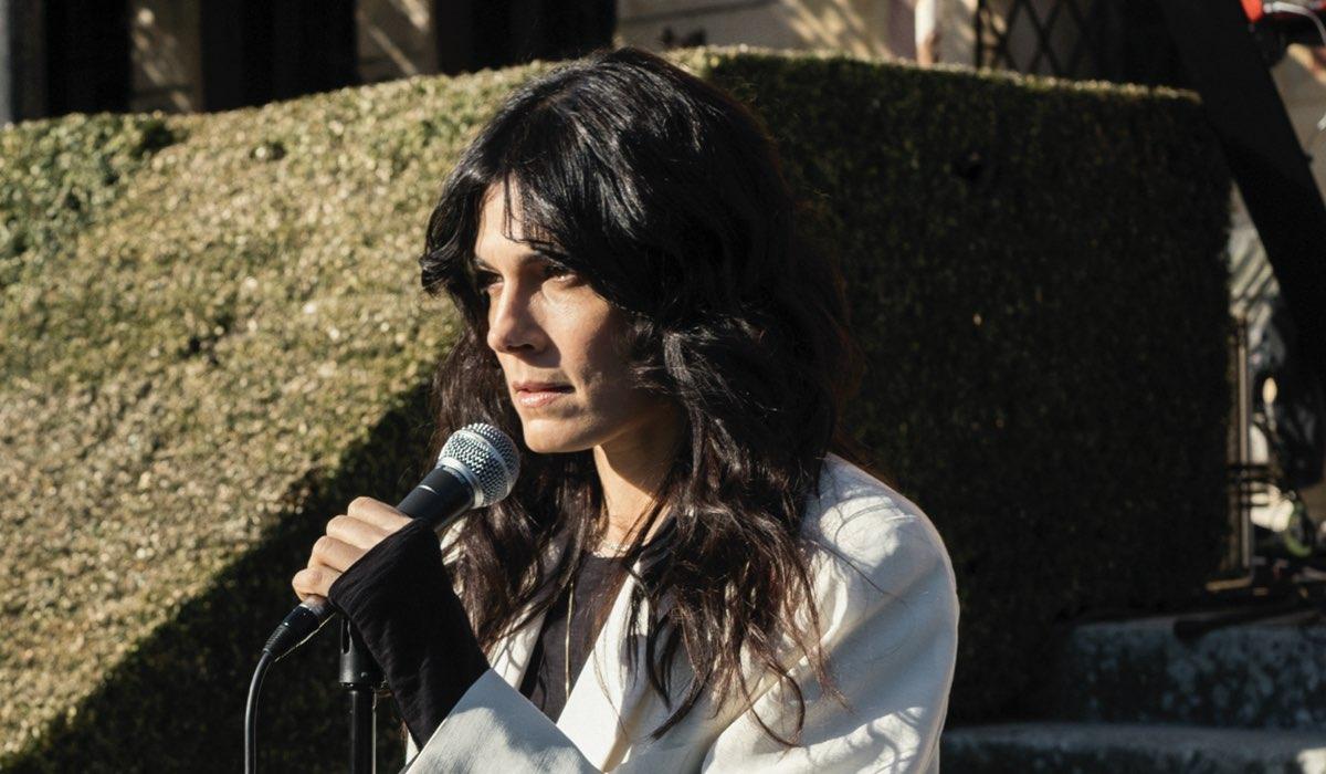 Valeria Solarino è Greta ne L'alligatore Credits RAI
