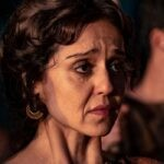 Vanessa Scalera è Silvia in Romulus serie tv, Credits Francesca Fago e Sky