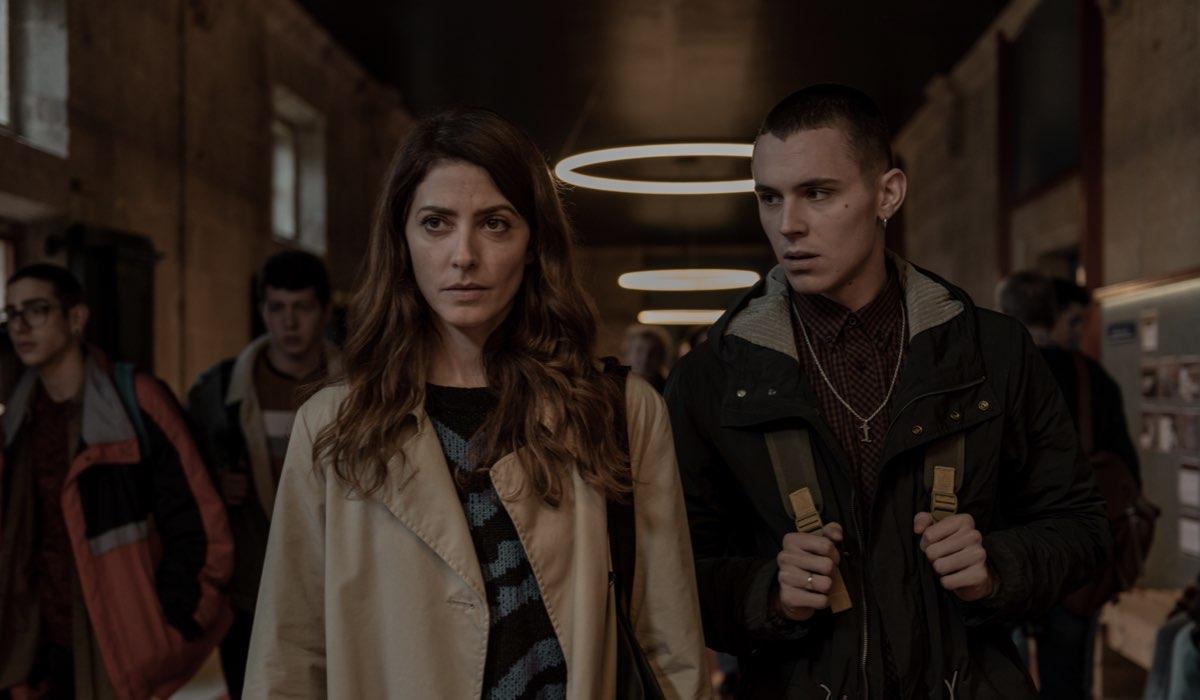 Da sinistra: Inma Cuesta e Arón Piper ne Il caos dopo di te. Credits: Jaime Olmedo/Netflix.