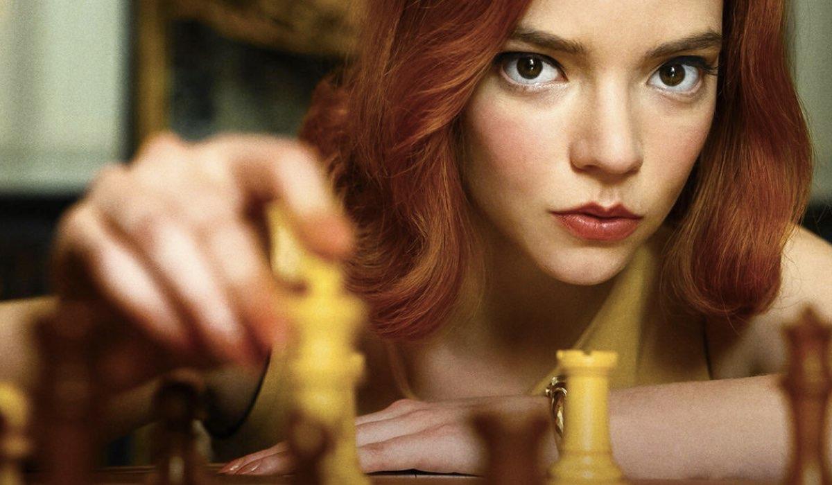 la regina degli scacchi 2 stagione anya taylor-joy