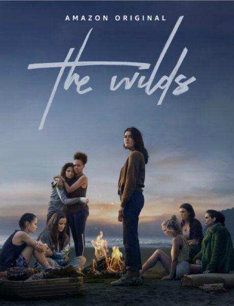 The Wilds, il poster della serie tv. Credits: Amazon Prime Video.