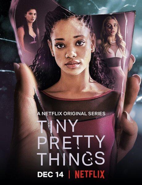Tiny Pretty Things, il poster della serie tv. Credits: Netflix.