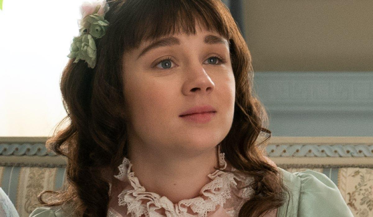 Claudia Jessie Interpreta Eloise In Bridgerton, Credits Liam Daniel/Netflix
