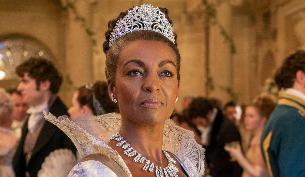 Adjoa Andoh interpreta Lady Danbury In Bridgerton Credits Liam Daniel e Netflix