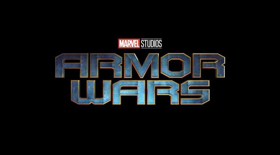 Logo di Armor Wars. Credits: Disney Plus/Marvel Studios.